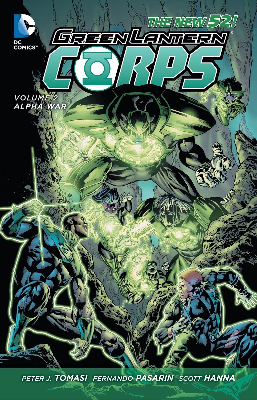Green Lantern Corps: Alpha War (Collected)
