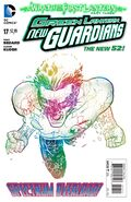 Green Lantern New Guardians Vol 1 17