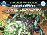 Hal Jordan and the Green Lantern Corps Vol 1 20