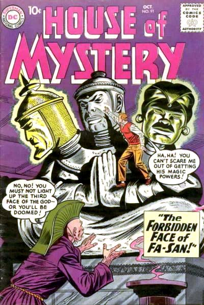 House of Mystery Vol 1 91