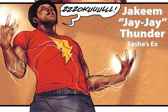Jakeem Thunder (Earth 16)