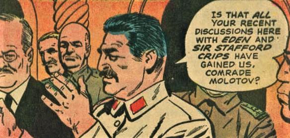 Joseph Stalin (New Earth)
