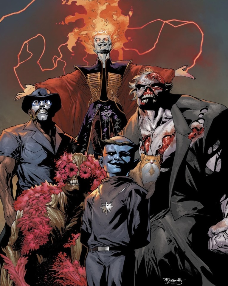 Injustice League Dark (Prime Earth)