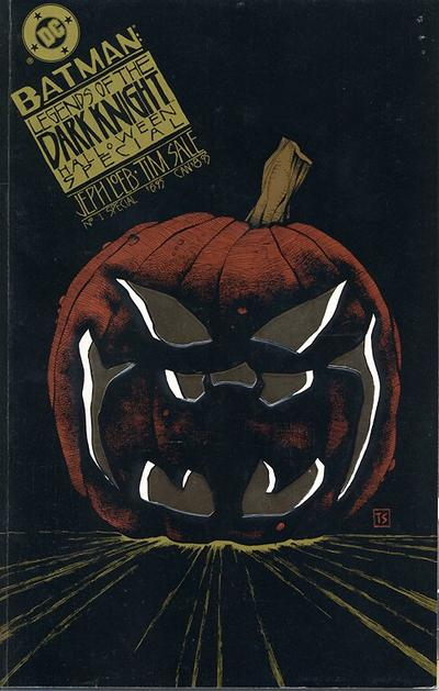 Batman: Legends of the Dark Knight Halloween Special Vol 1 1