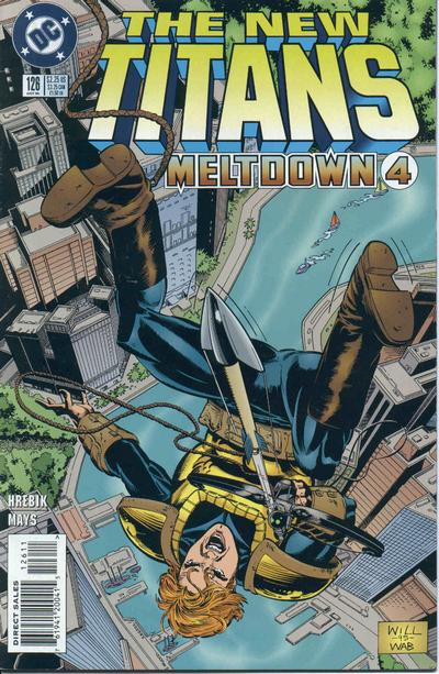 New Titans Vol 1 126