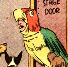Parrot (Earth-Two)