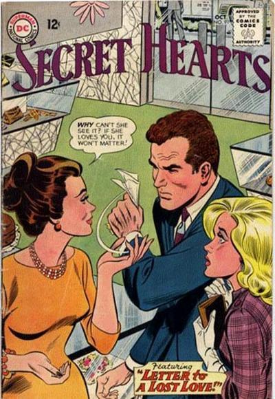 Secret Hearts Vol 1 91