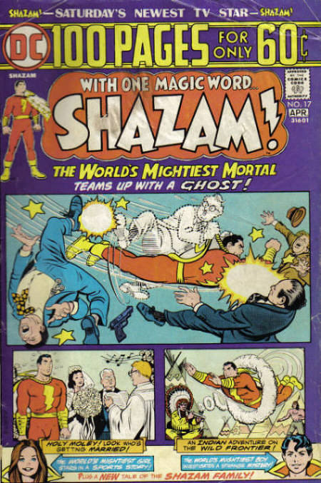 Shazam! Vol 1 17