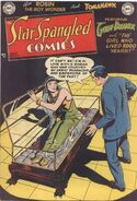 Star-Spangled Comics 128