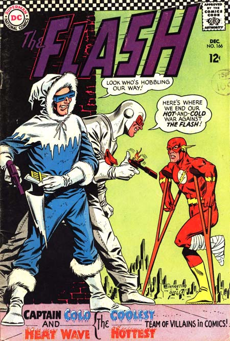 The Flash Vol 1 166