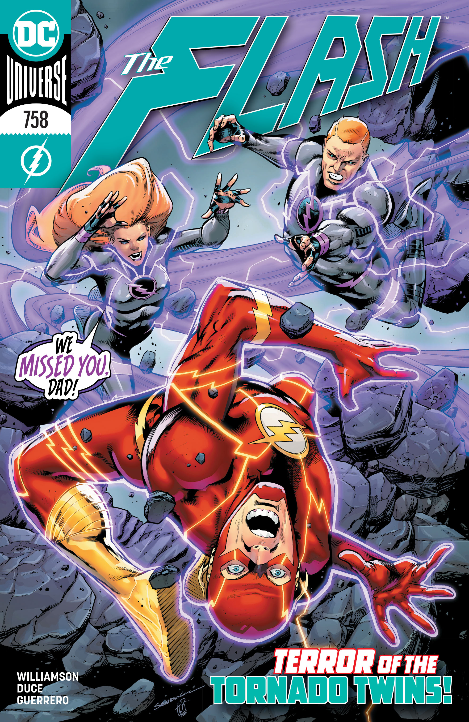 The Flash Vol 1 758