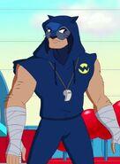 Wildcat DC Super Hero Girls 0001