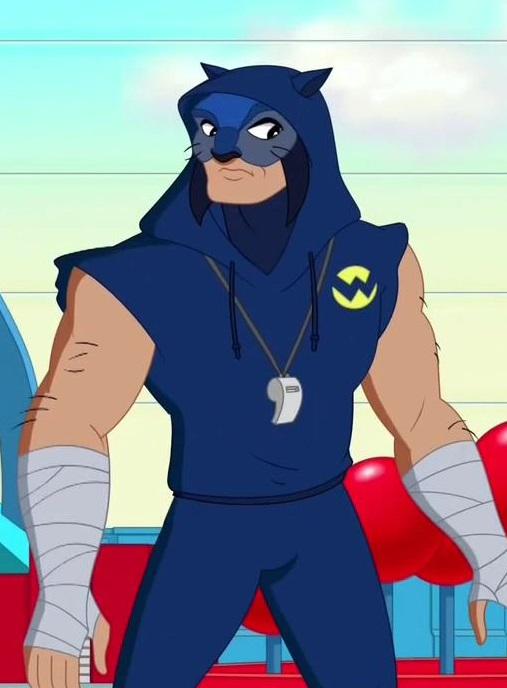Ted Grant (DC Super Hero Girls)