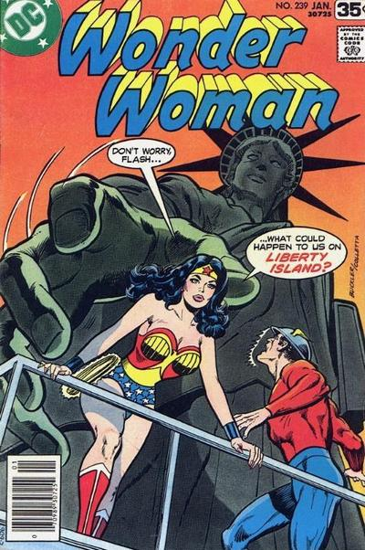 Wonder Woman Vol 1 239