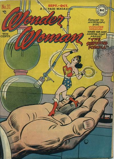 Wonder Woman Vol 1 31