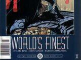 World's Finest Vol 3 2