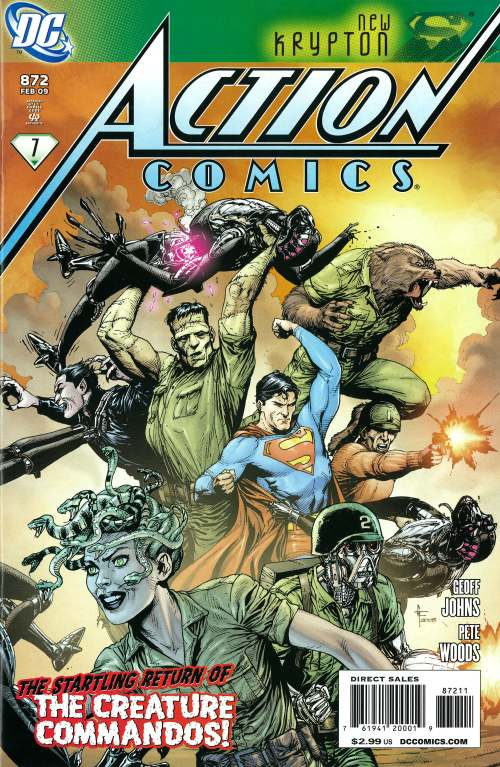Action Comics Vol 1 872