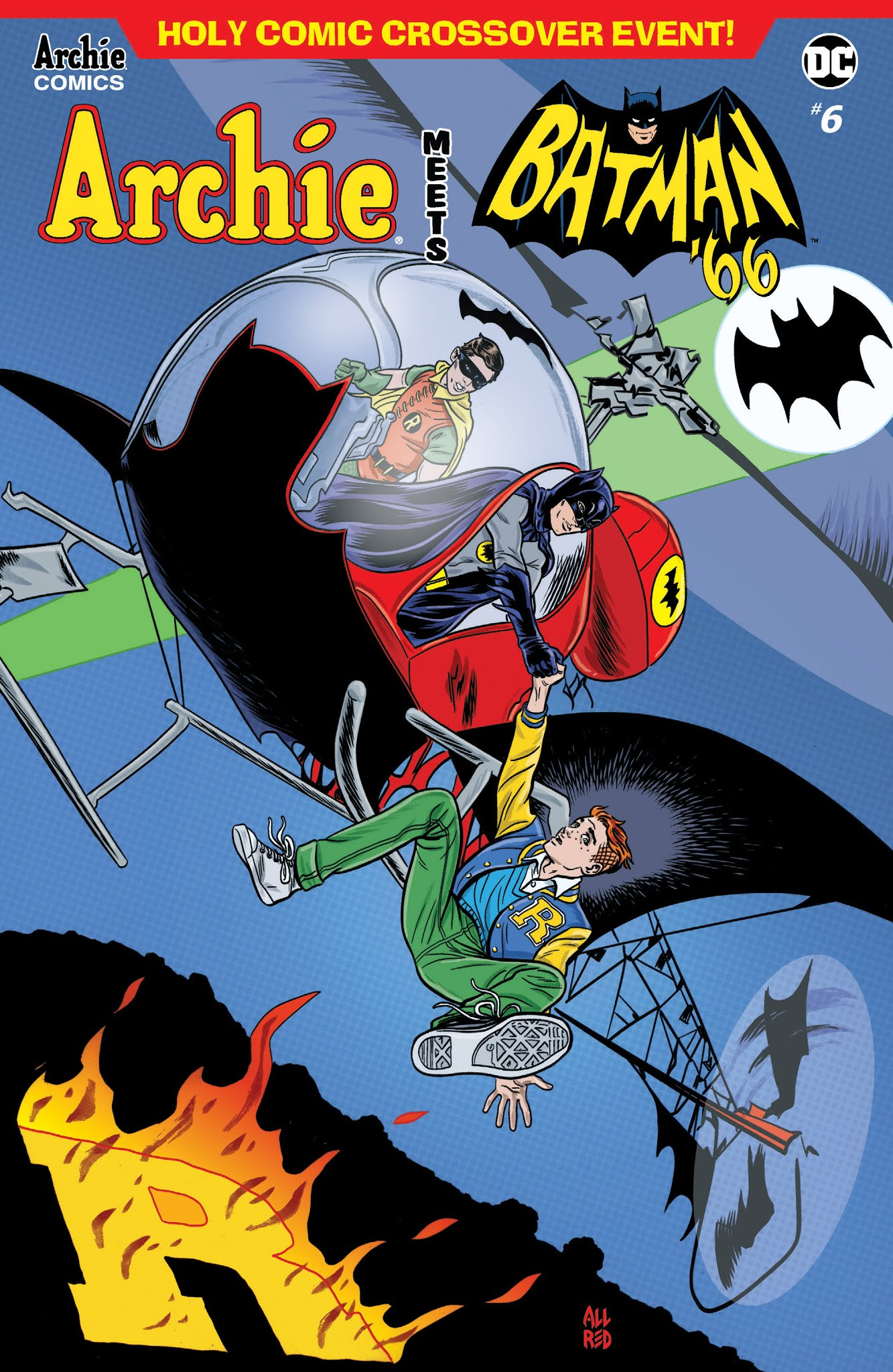 Archie Meets Batman '66 Vol 1 6