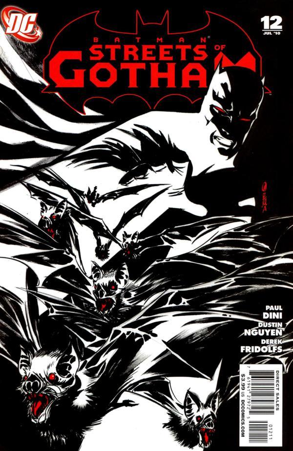 Batman: Streets of Gotham Vol 1 12