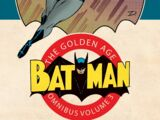 Batman: The Golden Age Omnibus Vol. 3 (Collected)
