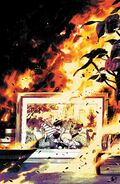 Batman White Knight Presents Harley Quinn Vol 1 5 Textless Variant