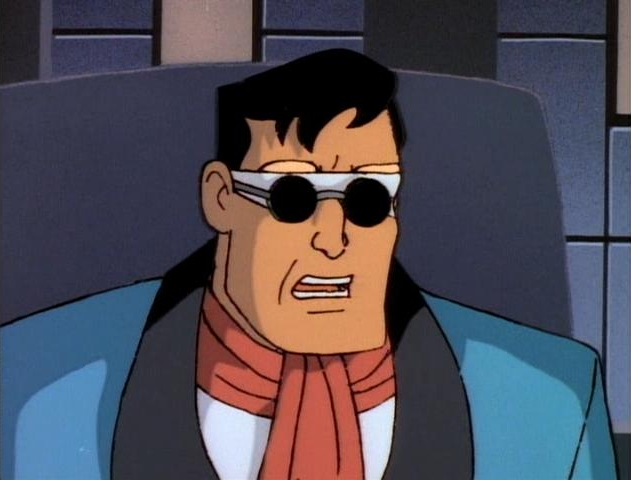 Batman (1992 TV Series) Episode: Blind as a Bat