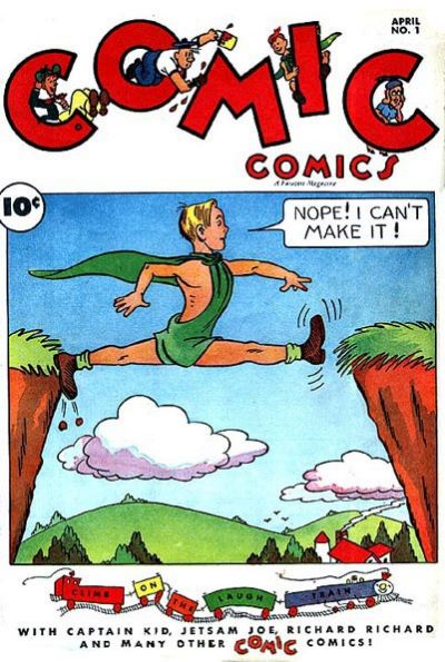 Comic Comics Vol 1