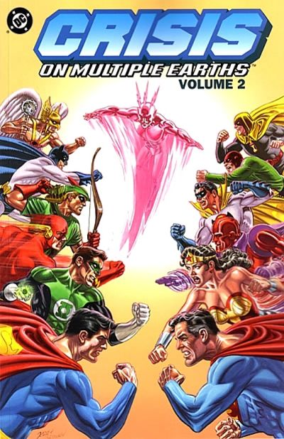 Crisis on Multiple Earths Vol. 2 (Collected)