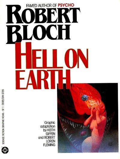 DC Science Fiction Graphic Novel Vol 1