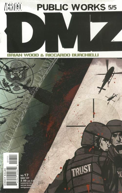 DMZ Vol 1 17