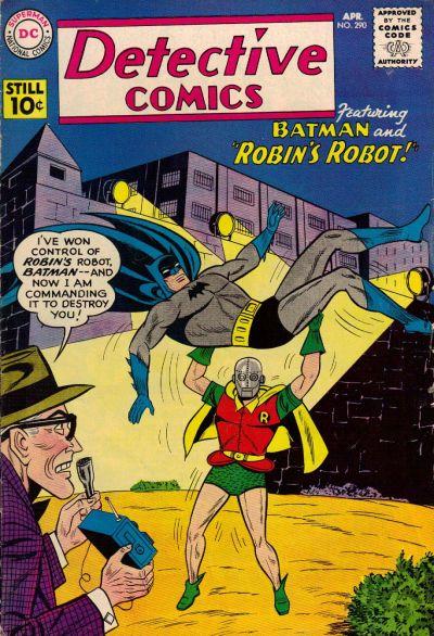 Detective Comics Vol 1 290