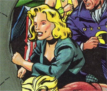 Dinah Drake (JSA: The Golden Age)
