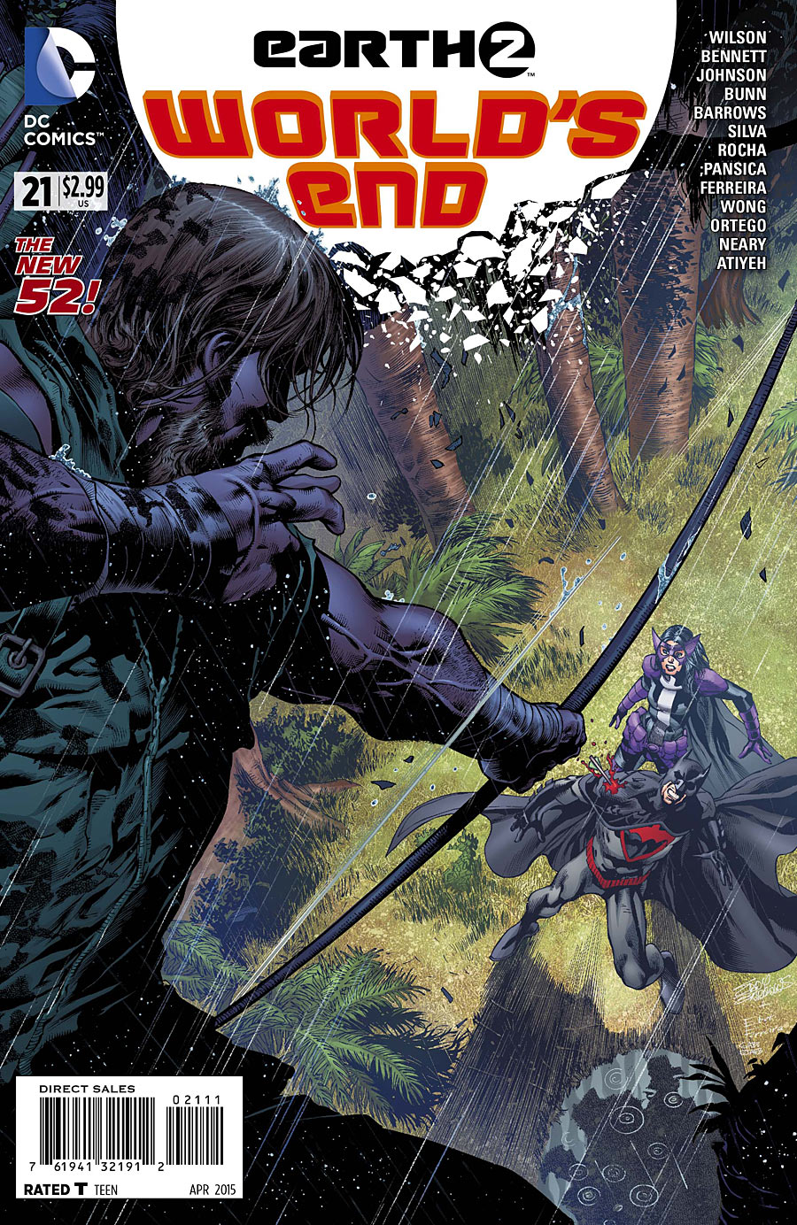 Earth 2: World's End Vol 1 21