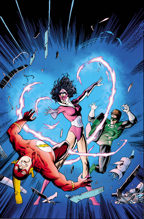 Flash & Green Lantern: The Brave and the Bold Vol 1 6