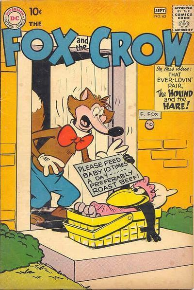 Fox and the Crow Vol 1 63
