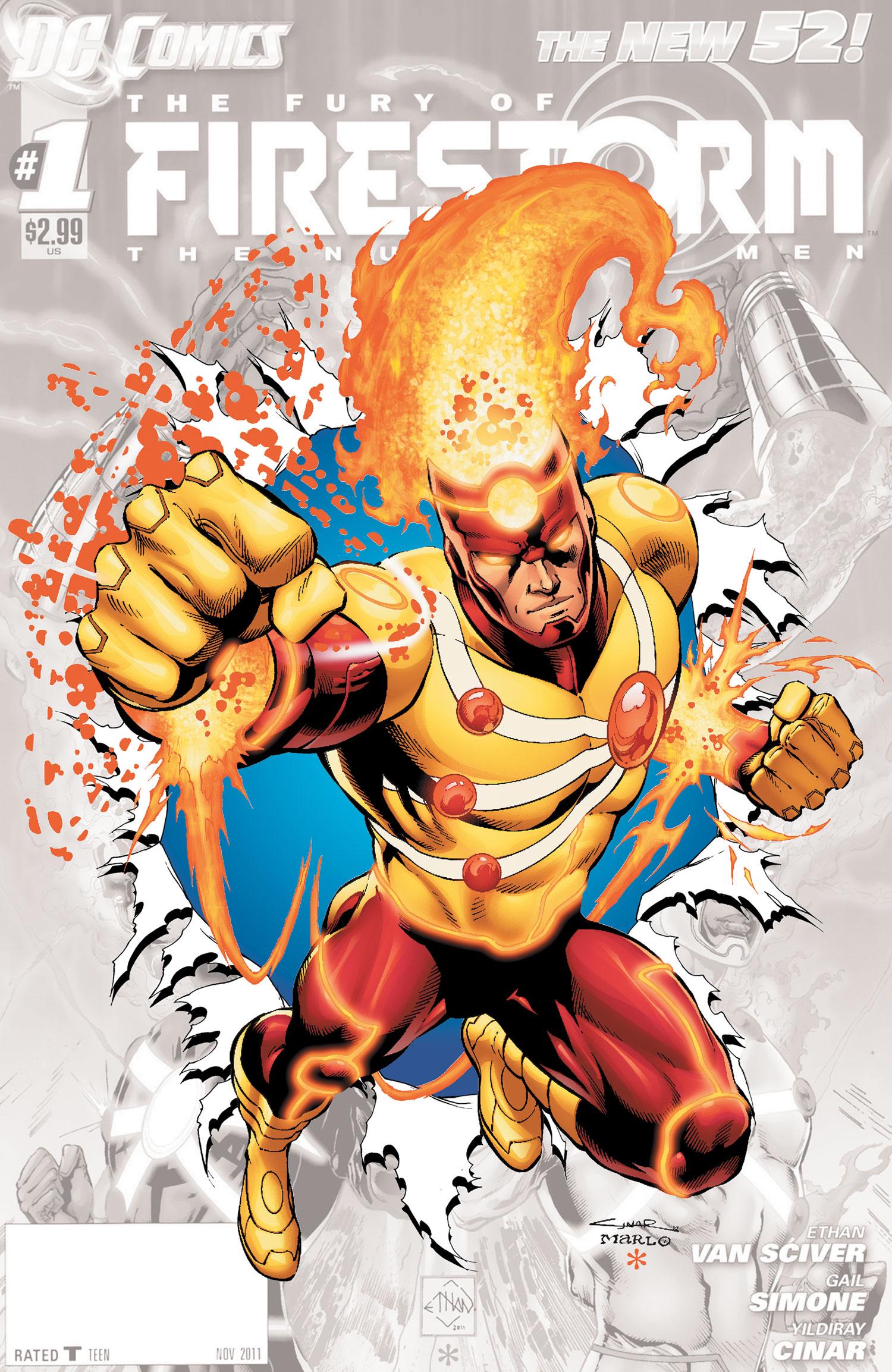 Fury of Firestorm: The Nuclear Men Vol 1 0