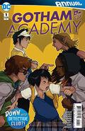 Gotham Academy Annual Vol 1 1