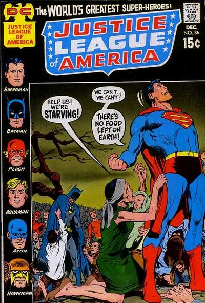 Justice League of America Vol 1 86