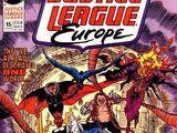 Justice League Europe Vol 1 15