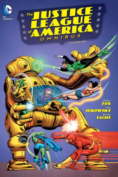Justice League of America Omnibus Vol. 1 (Collected)