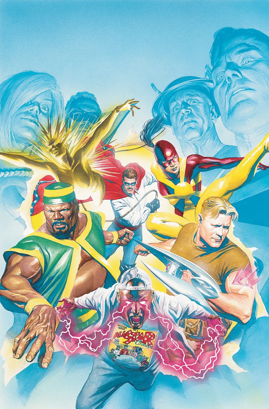 Justice Society of America Vol 3 12