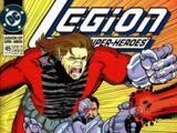Legion of Super-Heroes Vol 4 45