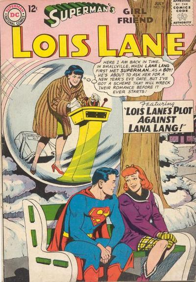 Superman's Girl Friend, Lois Lane Vol 1 50