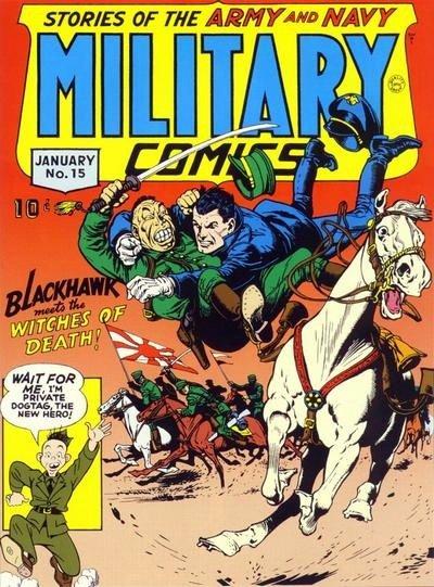 Military Comics Vol 1 15