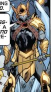 Nth Metal Hawkman (Earth 44) 001