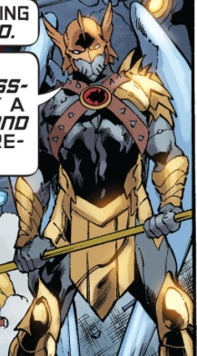 Nth Metal Hawkman (Earth 44)