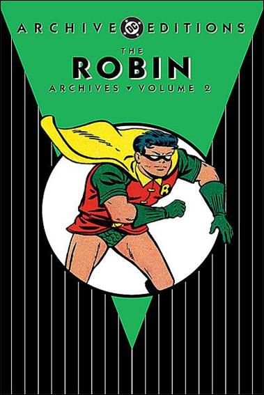 Robin Archives Vol 2 (Collected)