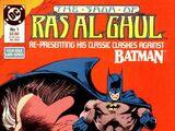 Saga of Ra's al Ghul Vol 1 1