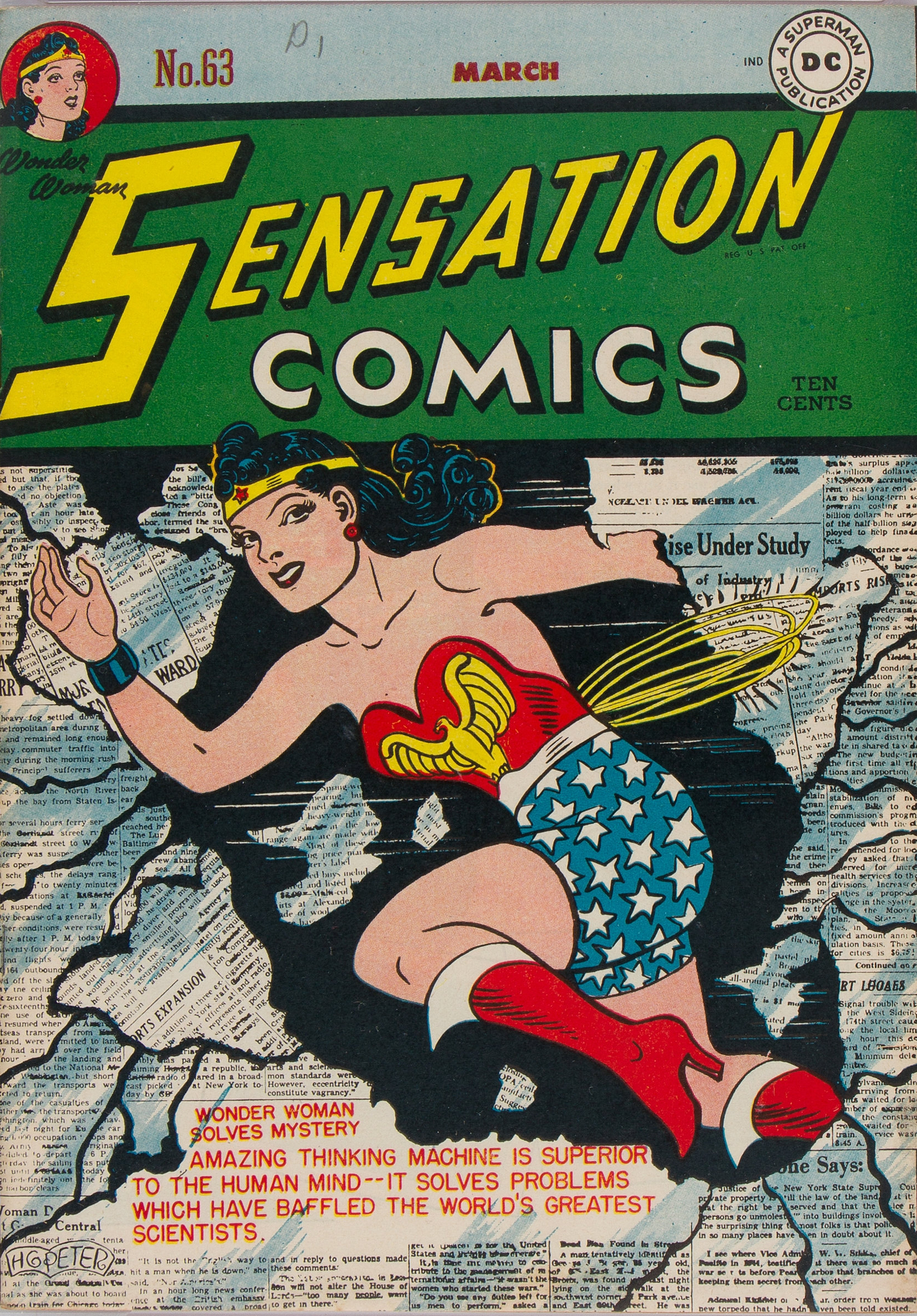 Sensation Comics Vol 1 63