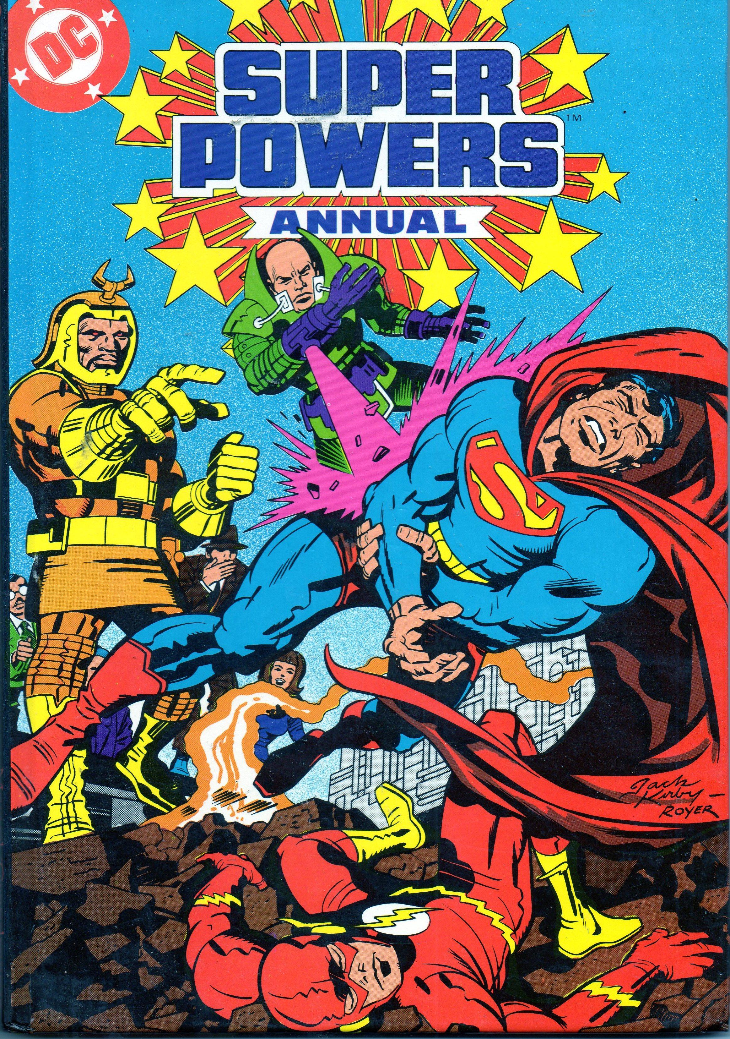 Super Powers Annual Vol 1 1